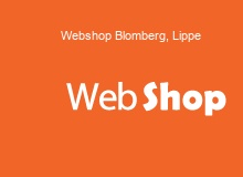 Webshop Erstellung in Blomberg,Lippe