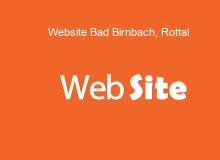 website Erstellung in BadBirnbach,Rottal