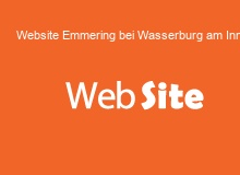 website Erstellung in EmmeringbeiWasserburgamInn
