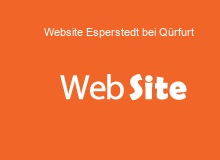 website Erstellung in EsperstedtbeiQuerfurt