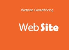 website Erstellung in Geiselhoering
