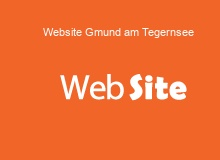 website Erstellung in GmundamTegernsee