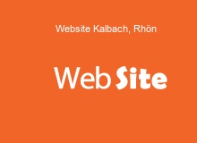 website Erstellung in Kalbach,Rhoen