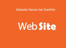website Erstellung in KarowbeiGenthin