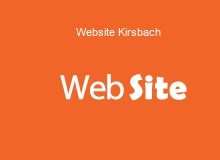 website Erstellung in Kirsbach