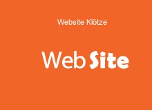 website Erstellung in Kloetze