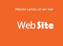 website Erstellung in LandauanderIsar
