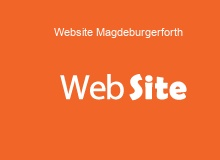 website Erstellung in Magdeburgerforth