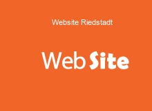 website Erstellung in Riedstadt