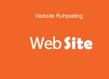 website Erstellung in Ruhpolding