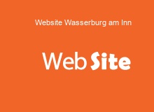 website Erstellung in WasserburgamInn